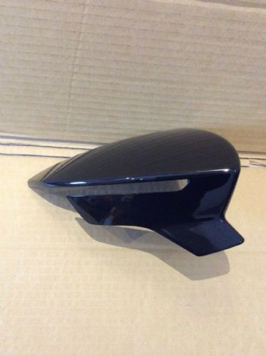 SEAT ARONA 2017 ONWARDS WING MIRROR COVER R/H OR L/H SIDE IN PHANTOM BLACK